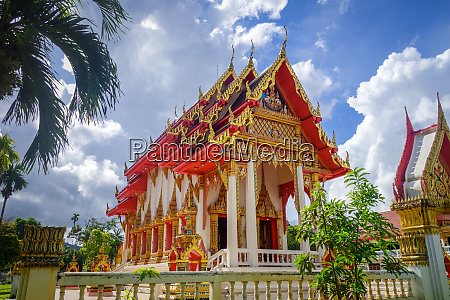 templo de wat lak kaen khao