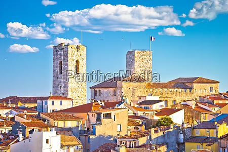 vista historica da cidade velha do