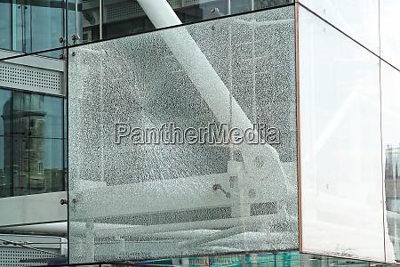 vidro quebrado