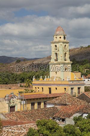 cuba trinidad church and monastery of