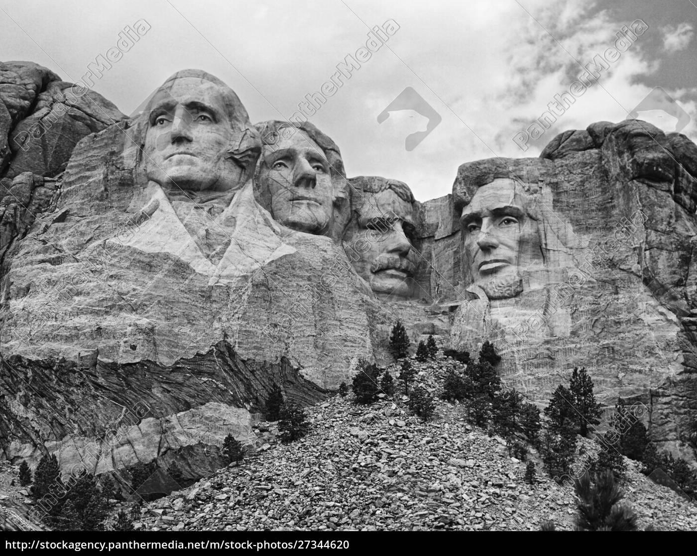 eua, dakota, do, sul, parque, nacional, mount, rushmore. - 27344620