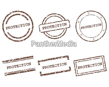 selos de protecao