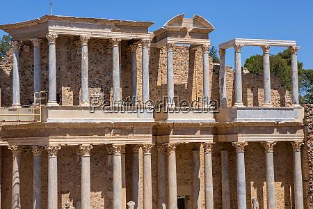 teatro romano merida
