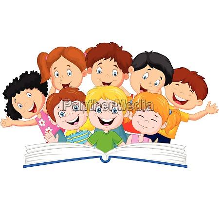 livro de leitura de criancas de