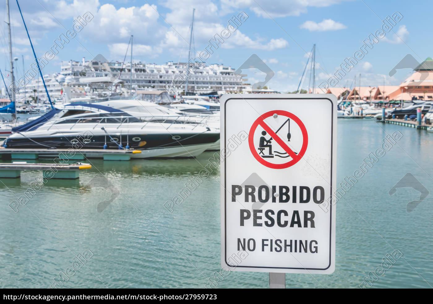 signo, em, português, -, sem, pesca - 27959723