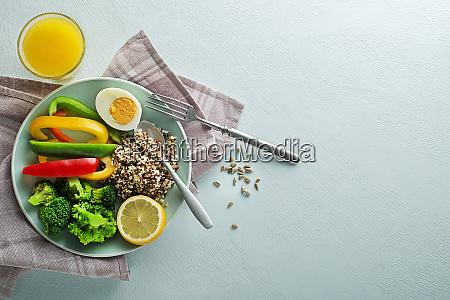 refeicao de salada