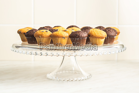 sweet muffins chocolate cupcakes