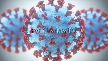 coronavirus, respiratory, infections, viruses, mutação - 28098765
