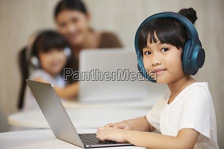 vida escolar de criancas