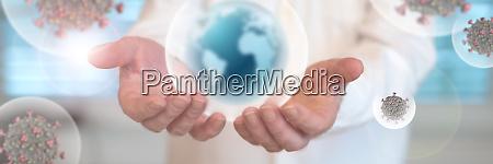 virus infection pandemic