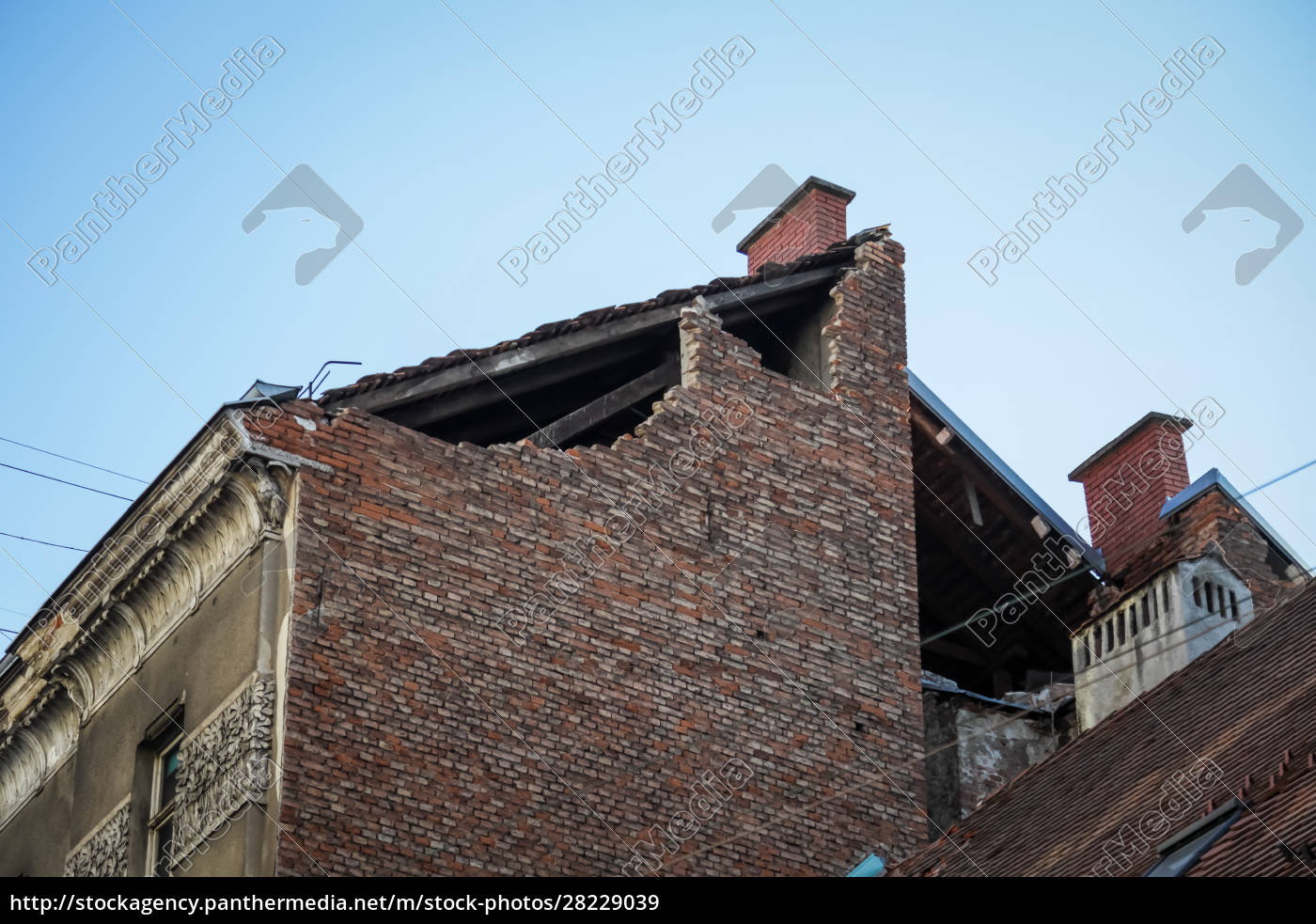 zagreb, atingido, pelo, terremoto - 28229039