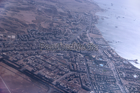 aerial, city, view, with, houses, , buildings, - 28446950