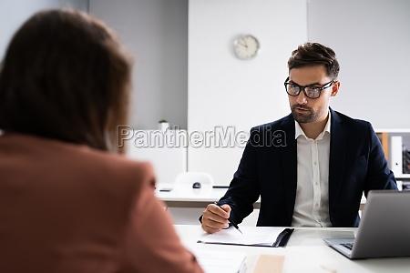 entrevista de emprego gerente de negocios