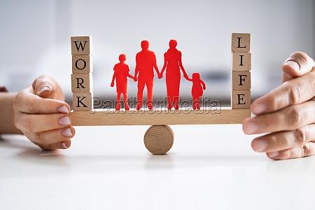 protegendo, o, equilíbrio, entre, trabalho, e - 28695418