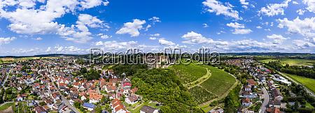 alemanha baden wurttemberg untergruppenbach panorama do