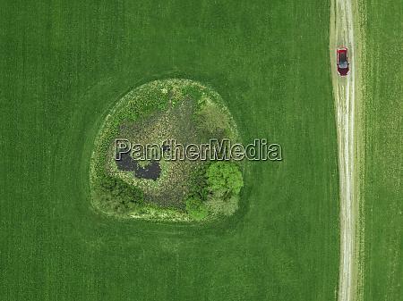 russia oblast de moscou vista aerea