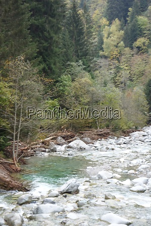 outono nos alpes suicos
