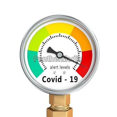 medidor para covid 19 coronavirus