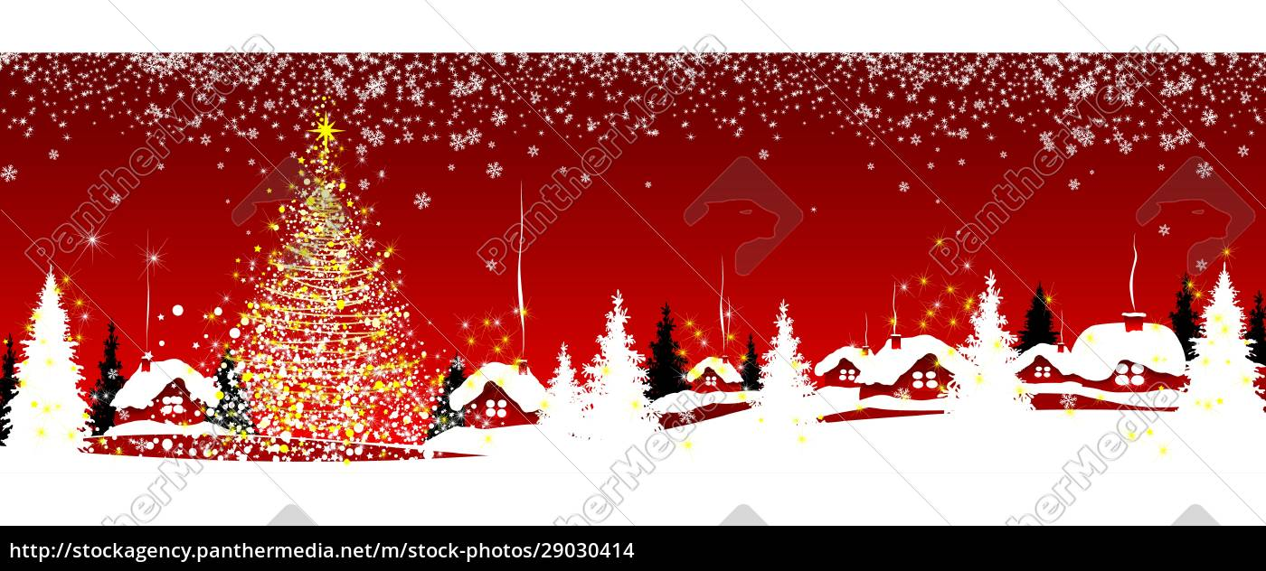 noite, de, neve, de, natal, na - 29030414