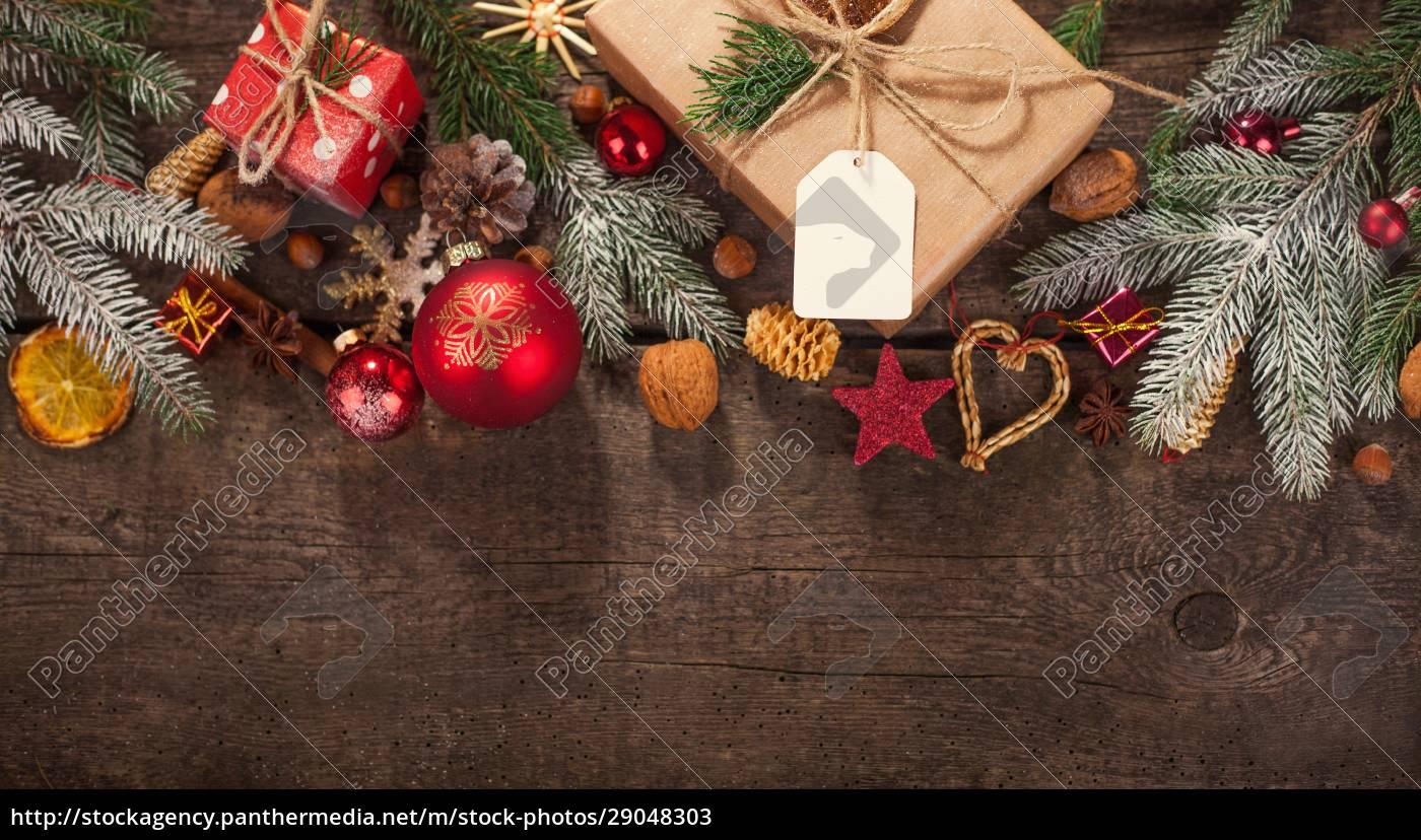caixas, de, presente, de, natal, embrulhadas - 29048303