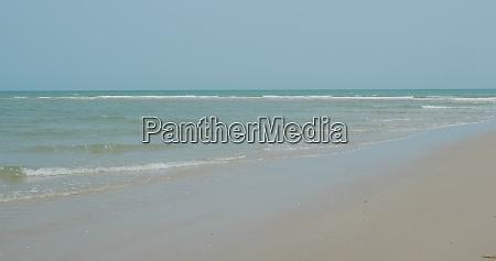 sand, beach, sea, and, sky - 29194949