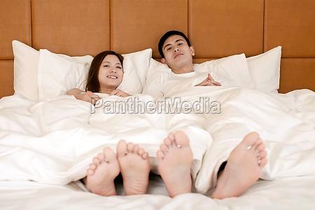 um casal para aproveitar a vida