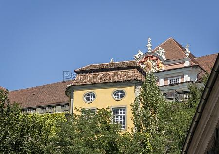 palacio novo de meersburg