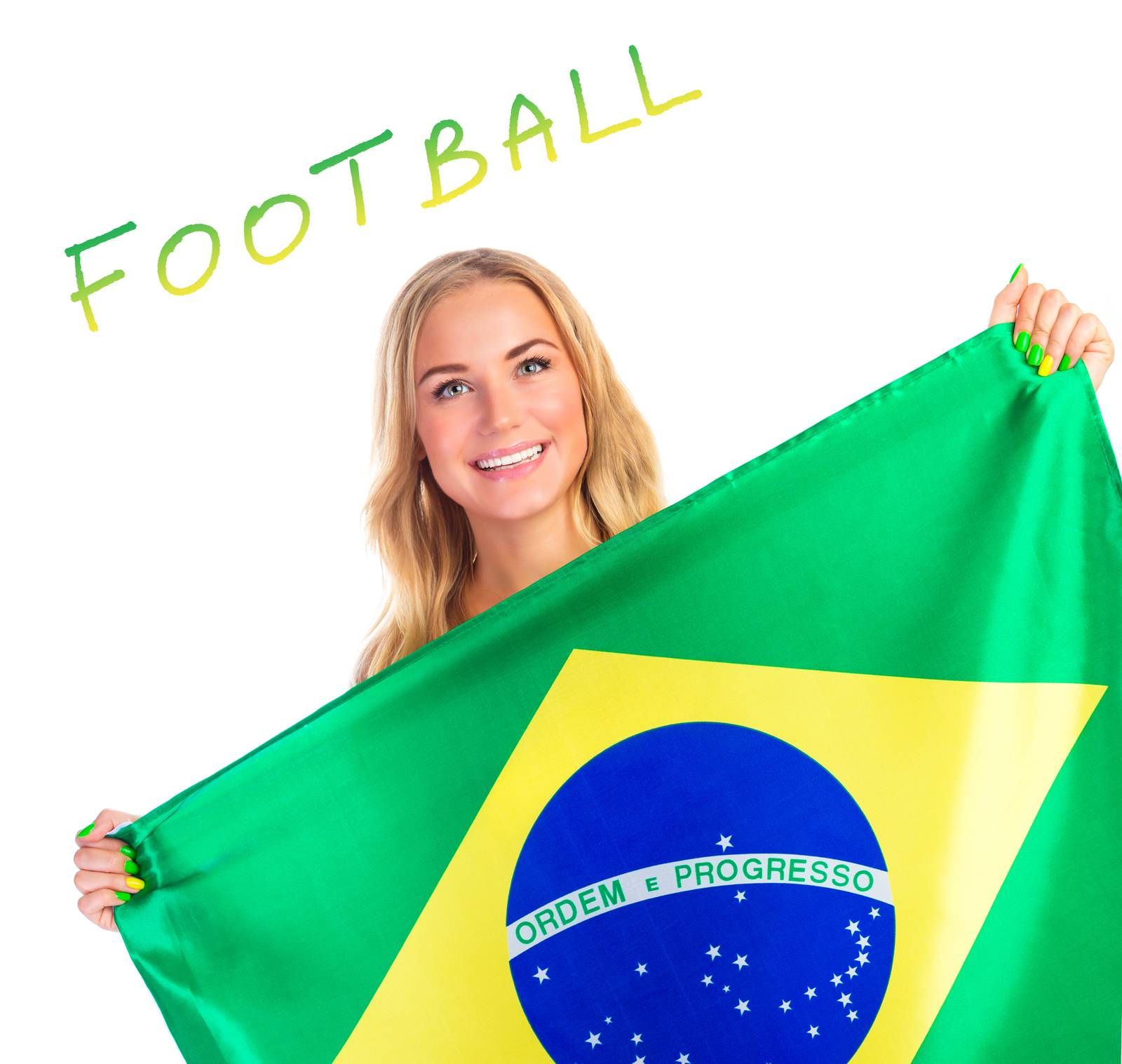 adult, attractive, background, ball, beautiful, brazil - D13884168