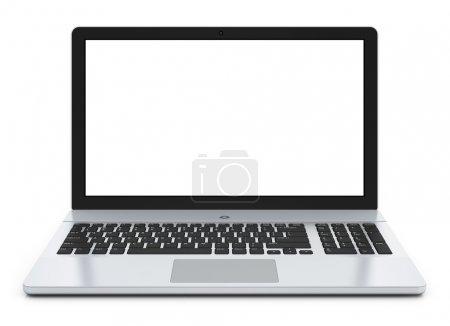 branco, Computador, Contexto, objeto, Renderizar, Ninguém - B14285819